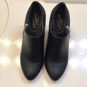 Black Booties size 8